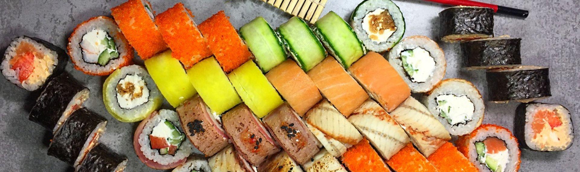 Как выбрать суши сет?