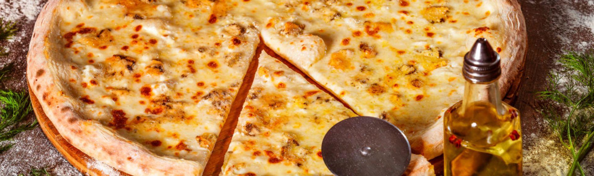Піца 4 сири: її історія та особливості