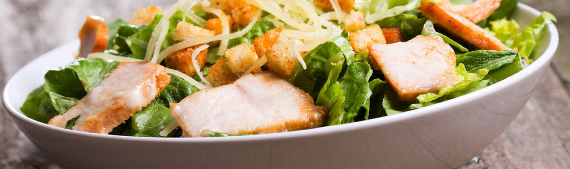 Особенности приготовления салата Цезарь
