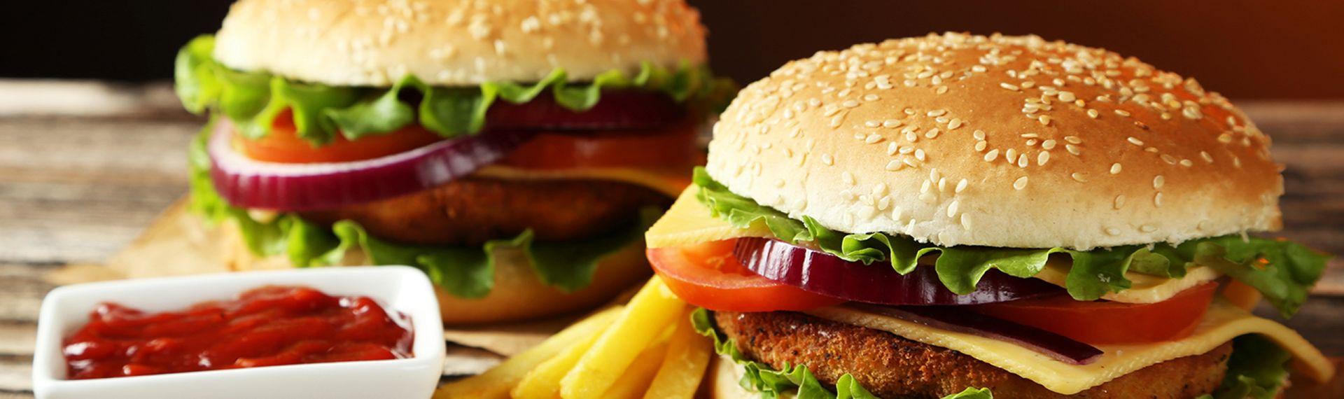 Классический бургер: особенности приготовления