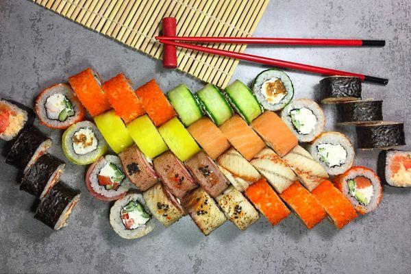 Як обрати суші сет?