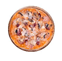 Піццоні м'ясна